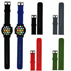 Sports Silicone Watch Band Strap for MOTO 360 2nd Gen Smart Watch Men's 42mm GB