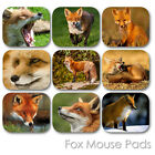 FOX WILD FOREST HUNTING BEAUTIFUL ANIMAL CUSTOM MOUSE PAD MOUSEPAD  (FM-01)