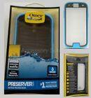 Otterbox Preserver Samsung Galaxy S4 Waterproof Case Permafrost Blue / White
