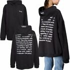 New Boxy Oversize Hoodie Meaning Definition Embroidery Hooded Sweatshirt Hoody