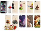 Cover CLASH OF CLANS iPhone 6 6S Case Custodia Plastica + PELLICOLA IN OMAGGIO