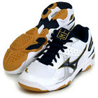 Mizuno Japan Women WAVE VALKYRIE Volleyball Shoes V1GC1552 White Black