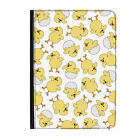 "Baby Chick Duckling Animal Kids Universal Tablet 7"" Leather Flip Case Cover"