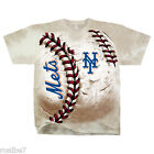 Official Adult MLB NEW YORK METS Hardball Unique Tie-dye T-shirt Free Shipping on Ebay