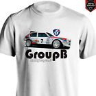LANCIA DELTA S4 GROUP B RALLY Legend short and long sleeve