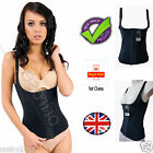 NEW Lady Corset Slimming Waist Shapers Body Tummy Trimmer Vest Underwear Boned