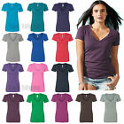 Kyпить Next Level Womens CVC Deep V neck T Shirt S-2XL - 6640 на еВаy.соm