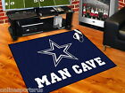 Dallas Cowboys Man Cave Area Rug Choose from 4 Sizes