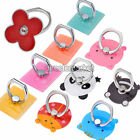 Portable 360-degree 3D Ring Stand Mount Holder for iPhone Samsung Mobile Phone