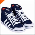adidas Originals-HONEY STRIPES MID W Navy-white D65497