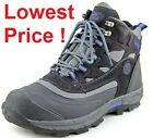 Khombu Mens Fleet Hiker Terrain Weather Rated Winter Snow Boots Sizes Condition