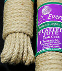 EVERLASTO SASH CORD No.8 JUTE 10mm