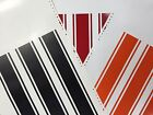 "(3) 3"" x 80"" Vinyl Racing Stripes Pinstripe Decals Stickers *25 Colors* Stripes"