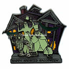 DISNEY Pin LE 2500 - Happy Haunted Halloween - Annual Passholder 2003