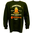 Jameson T Shirt - Long Sleeve, Jameson Irish Whiskey Logo