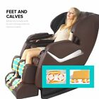 2016 Real Relax Full Body Shiatsu Massage Chair Recliner ZERO GRAVITY Foot Rest