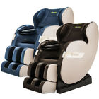 2017 Real Relax Full Body Shiatsu Massage Chair Recliner ZERO GRAVITY Foot Rest