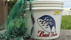"Bait Buster Mullet Cast Nets : (1-1/4"" Sq Mesh) *Free Speedy Shipping From FL*"