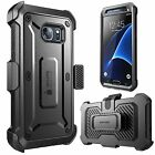 Samsung Galaxy S7 Case Cover Built-in Screen Protector Supcase Belt Clip Holster