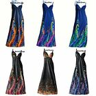 Summer Sale 2015 Women's Long Maxi Boho Summer Dresses Size S M L XL XXL