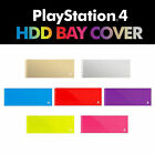 Sony PS4 Video Game Playstation 4 HDD Hard Bay Cover 7 Colors - Sale for US