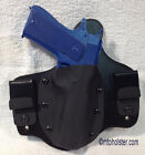 MTO HOLSTER for 1911 Springfield Full Size IWB CCW Kydex Leather Hybrid tuckable
