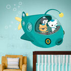 Children Wall Decals Wall Sticker - Octonauts Characters, Gup A submarine mural
