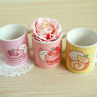 Molang Lovely rabbit Tea Coffee Water tea pottery Dessert Mug Cups