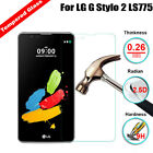 For LG G pad F 8.0 V495 9H Tempered Glass Guard Film Cover Screen Protector New