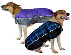 Caribu Alpine Dog Coat/ Jacket Waterproof 600 Denier, Warm 200gr Lining. STRONG