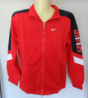 Nike Bnwt Boys Tracksuit Red/White Size M,L,XL