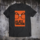 T-SHIRT ORANGE IS THE NEW BLACK ALEX VAUSE SERIE TV MAGLIA MAGLIETTA IDEA REGALO