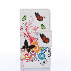 GH Fashion Flip Printed PU Leder Book Wallet Stylish Case Cover Wallet For Phone