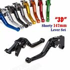 CNC 3D Short Brake Clutch levers For  Triumph T300 All Models ALL YEARS $22.07 USD