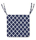 """Weather-Resistant Outdoor Square Cushion, 16"""" Sq."""