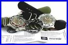 KOMANDIRSKIE 100m VOSTOK AUTOMATIC MECHANICAL WATCH !24h! NEW! 350645 Es