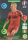 PANINI ADRENALYN XL UEFA EURO 2016 - CHOOSE YOUR HUNGARY TEAM CARDS 190 TO 207
