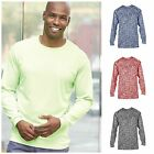 Mens Dri-Core Long Sleeve T-Shirt Athletic Badger Sportswear Tech Tee All Col.