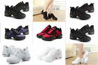 Women's Lace Up Hip Hop Jazz Dance Sneakers Dancewear Sport Shoes 7 Colors
