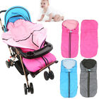 Baby Stroller Fleece Sleepsack Sleeping Bag Pram Car Seat Footmuffs Lightweight