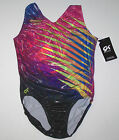 Nwt New GK Elite Rio Olympics Inspired Limited Edition Leotard Hologram Adult