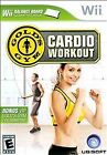 Golds Gym Cardio Workout - Nintendo Wii