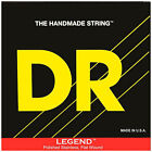 DR Strings Legend Flat Wound