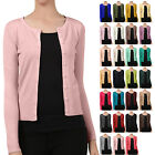 NE PEOPLE Womens Basic Crewneck Button Down Long Sleeve Cardigan Sweater NEWJ92