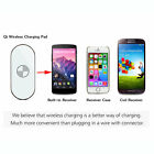 Qi Wireless Charger For Samsung S6 S7 Edge + 3 Coils Charging Pad Transmitter