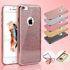 Kyпить New Bling Silicone Glitter ShockProof Case Cover For Apple iPhone 6 6S Plus 5 5S на еВаy.соm