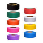 Presco Texas Flagging Tape Ribbon For Survey Construction (Box of 12) pick color