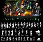 StarWars Vinyl Decal Sticker Create Star Wars Family Car Window Laptop Wall Art $1.49 USD on eBay