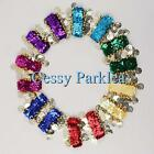 Belly Dance Bracelets Bangles Costume Jewelery Sequins Beads Wrist Bands