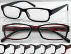 L364 Superb Quality Reading Glasses/Spring Hinges/Unisex & Simple/Classic Style